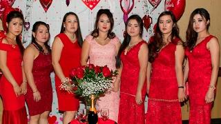 Hmong Colorado Valentine's Party 2017