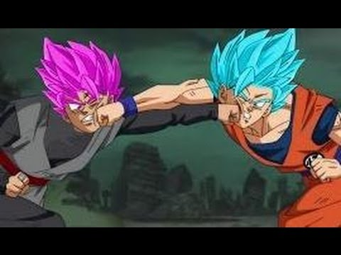 Dragon Ball Super Capitulo 56 | Black SSJ Rosa Vs Goku SSJ Dios Azul | Mundo Dragon Ball