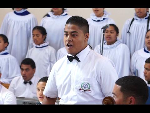 Tupou Tertiary Institute - Mamani Faka'ofa'