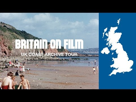 Livestream: UK Coast Archive Tour | BFI Britain on Film