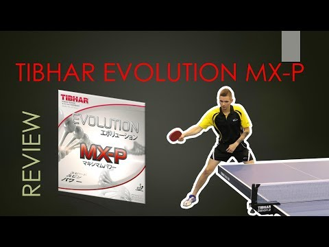 Tibhar Evolution MX-P | Recenzja | #tabletennisexperts