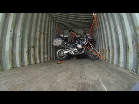 Timor Leste   shipping bike to Australia