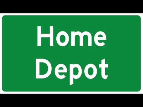 How to Pronounce Home Depot In english