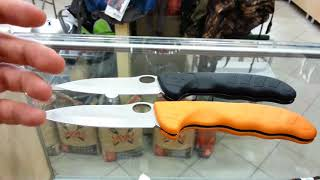 victornox Hunter Pro: Мысли о странном ноже любимой фирмы
