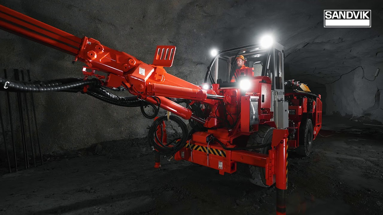 Sandvik DS311 | Sandvik Mining and Rock Technology