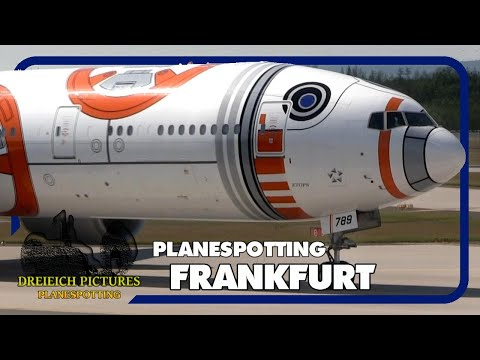 Planespotting Frankfurt Airport | Mai 2017 | Teil 2