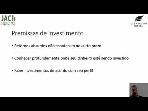 Curso de Finanças pessoais 4
