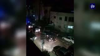 ضبط ٧ أشخاص على خلفية أعمال شغب في الرصيفة عقب مقتل ثلاثيني خلال حفل زفاف - (25-8-2017)