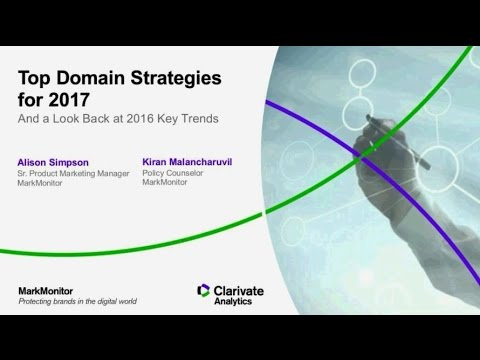 Top Domain Management Strategies for 2017