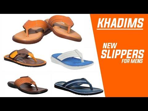 Khadim New Slippers For Mens   Gents