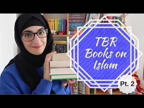 Books On Islam // Part 2 // TBR BookShelfie
