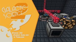 Galactic Science 2 #130 - Armour Smeltery & Problems