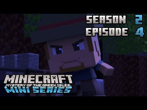 Clash in the Canal  Minecraft Mini Series: Season 2  Episode 4