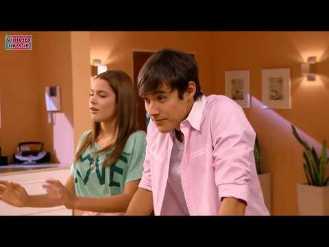 Violetta 1 | Tomas is just a Friend?