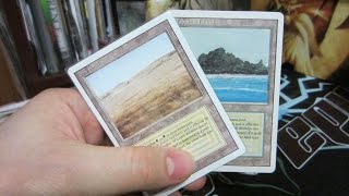 Fake Revised Dual Land VS Real Revised Dual Land