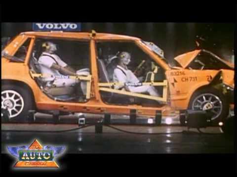 Volvo 50th Anniversary of Three-Point Seat Belt