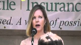 Melissa Sue Anderson Q&A at Genesee Country Museum 8/2/14