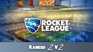 Rocket League | Gameplay - Ranked Season 4 (2v2) #007