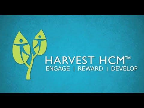 Harvest HCM Compensation Management Overview