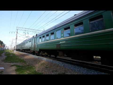 ЭД4М-0312 Балашиха-МоскваКурский вокзал