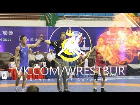 MongoliaOpen-2018. 70 кг. Финал. Евгений Жербаев