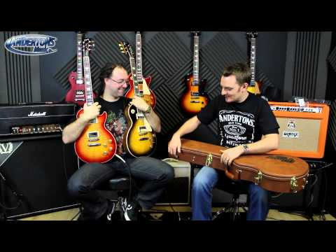 Gibson 2014 Guitars - Part 5 - The Les Paul Classic