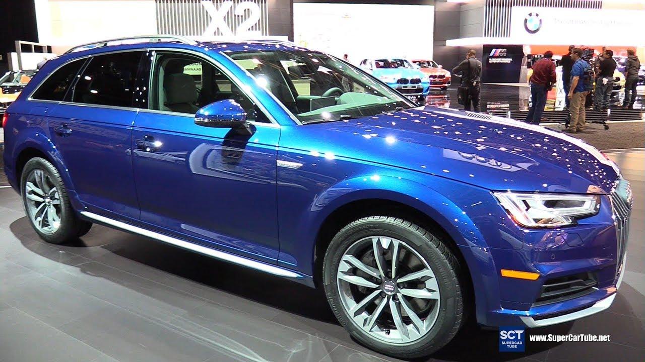 2018 Audi A4 Allroad Quattro Exterior And Interior Walkaround