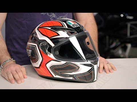 AGV GT Veloce Gravity Helmet Review at RevZilla.com