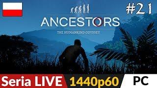 Ancestors: The Humankind Odyssey PL ???? LIVE ???? W czwartek i sobotę na 90% bez live [PGA] - Na żywo