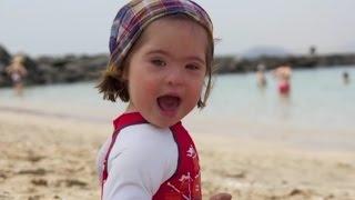 El regalo de Sofía: cómo nuestra hija con síndrome de Down nos enseñó a comenzar de nuevo.