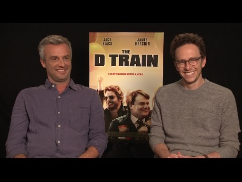 'The D Train' Interview: Writer-Directors Andrew Mogel and Jarrad Paul