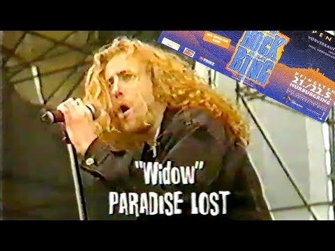 Paradise Lost - Nürburg 21.05.1994