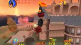 Billy the Wizard: Rocket Broomstick Racing para Wii