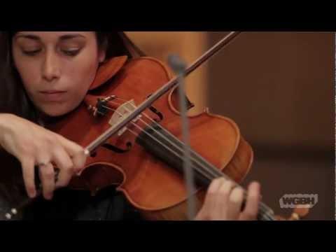 WGBH Music: Parker String Quartet plays Mozart's