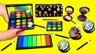 💄💋 10 DIY  Makeup Items / Cosmetic Products   - simplekidscrafts
