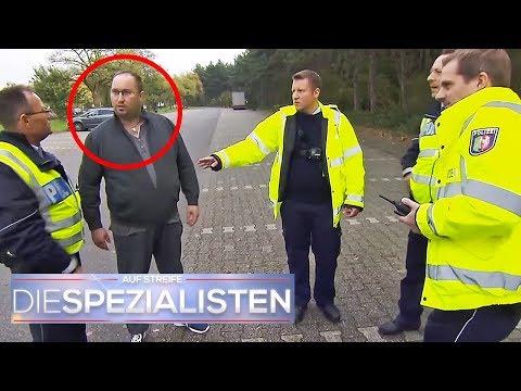 Rätsel für die Autobahnpolizei: Hat der Mann wirklich keinen Namen? | Die Spezialisten | SAT.1 TV