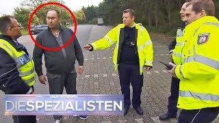 Rätsel für die Autobahnpolizei: Hat der Mann wirklich keinen Namen?   Die Spezialisten   SAT.1 TV