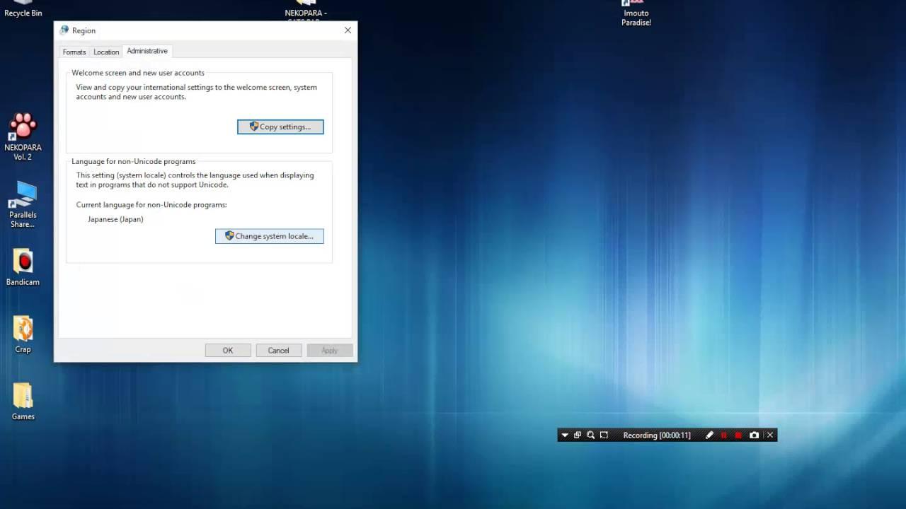 locale emulator windows 10