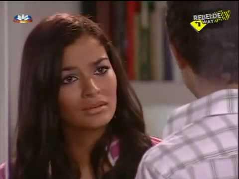 Marta Faial  Rebelde Way 2008 Gabriel termina tudo com Jamila