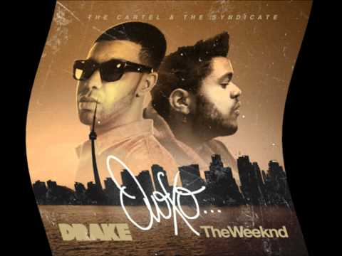 Drake Ft The Weeknd - Crew Love (slowed down)