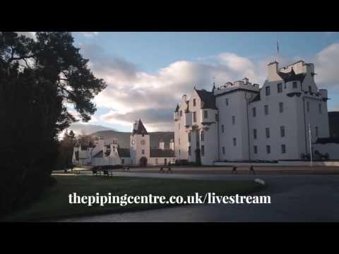 Glenfiddich Piping Championship 2016 Live Stream Trailer