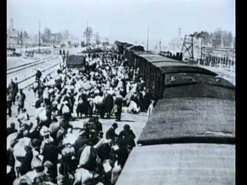 Auschwitz - Memorias del recluso No 1327 /documental/ campo de concentración
