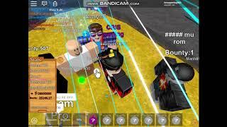 roblox- [Alpha]steve's one piece cầm 100m mua df cho fan