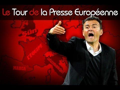 Enrique vers Barcelone, Muller à Manchester United... Le tour de la presse européenne !