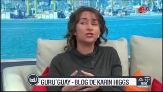 Buen día Uruguay - Karen Higgs 08 de Junio de 2017
