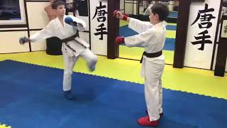 "Частичка SK ""Sheba-karate""."