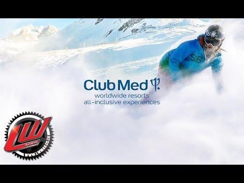 7 Days, 4 Friends, 1 Ski Resort