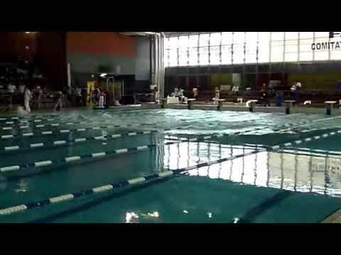 1° Trofeo Etna Nuoto - 50 FA F - Batteria 3
