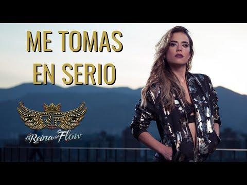Me tomas en serio - Irma (Mariana Gómez) La reina del Flow 🎶 Canción oficial - Letra | Caracol TV