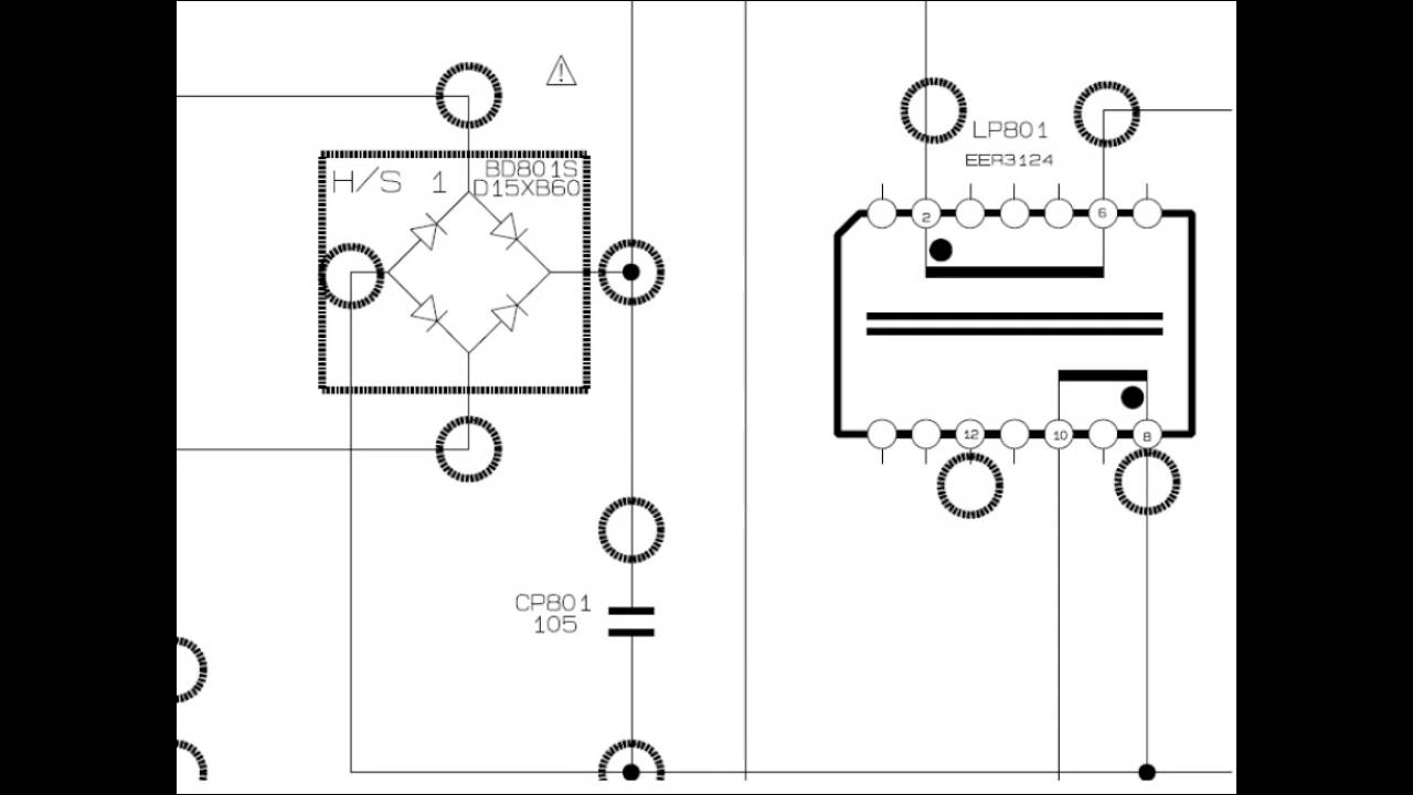 Descargar circuito Fuente Samsung BN44-00157A_MK 37Inch